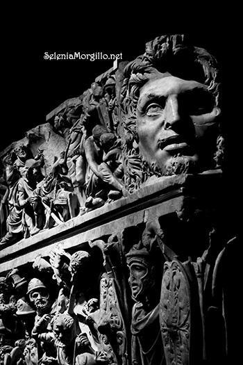 L'incanto dell'altorilievo: Il Sarcofago di Portonaccio