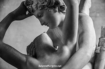 Antonio Canova e la ricerca dell'equilibrio: Amore e Psiche