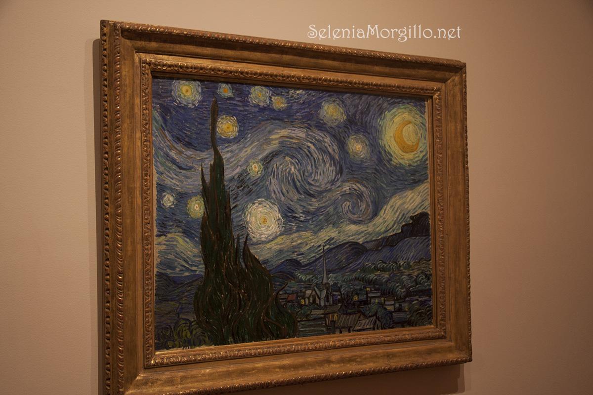 Vincent van gogh archivi selenia morgillo 39 s eye on art for La notte stellata vincent van gogh