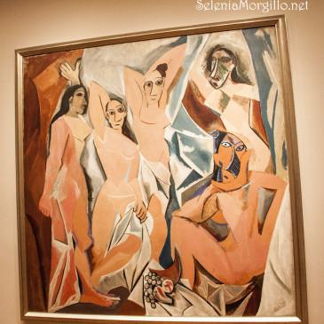 La rivoluzione di Picasso con Les Demoiselles d'Avignon