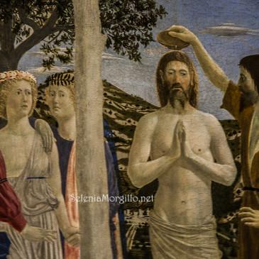 """Il """"Battesimo"""" di Piero"""