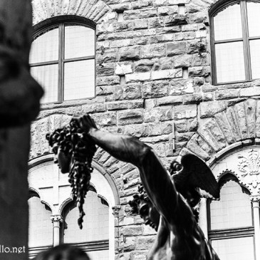 Apoteosi del Manierismo: il Perseo di Benvenuto Cellini