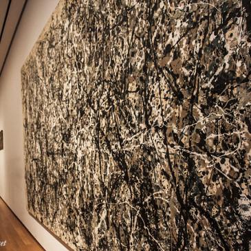 Dripping & Jackson Pollock