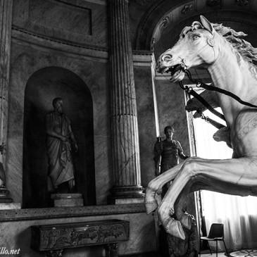 L'integrazione perfetta: la Biga Vaticana