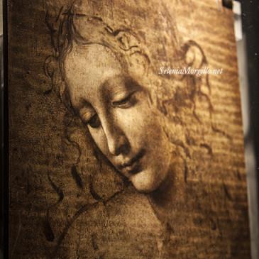 La Scapiliata di Leonardo