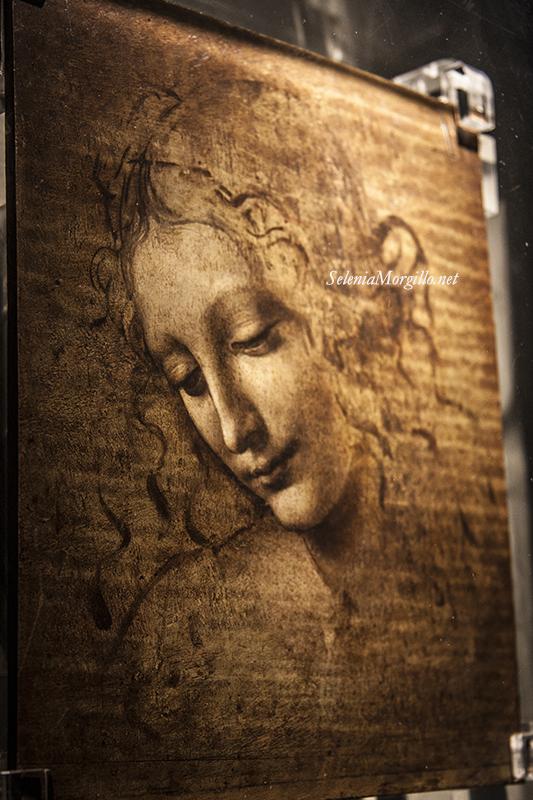 La Scapiliata di Leonardo * Selenia EyeonArt