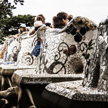 Il parco delle meraviglie: Parc Guell a Barcellona