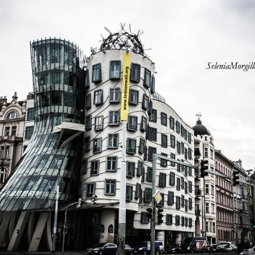 Architettura danzante a Praga!